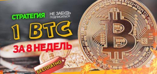 как заработать 1 биткоин