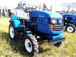 Трактор Русич Т - 12