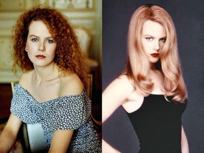 Причёски изменившие их жизнь Николь Кидман