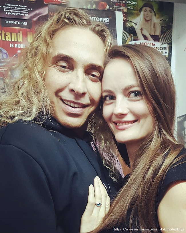 Сергей Глушко травмировал свою любовницу